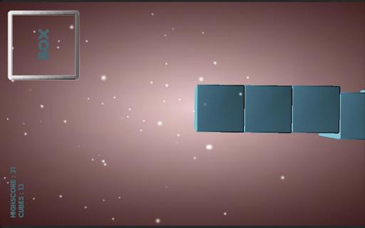 Cube on Cube 3D