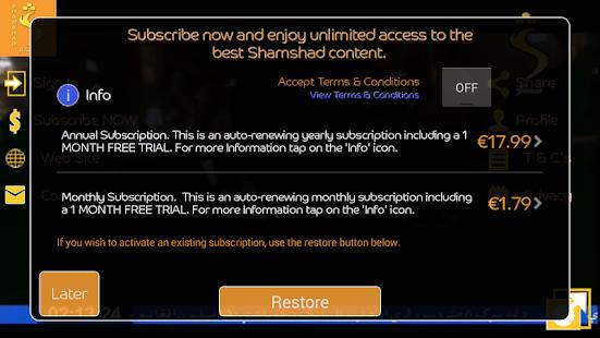 App Shamshad-GO APK for Windows Phone