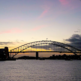 Sydney by Mandy Dale - Novices Only Landscapes