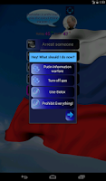Screenshot of President Putin's Game
