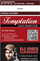 Screenshot of DJ ENES INFO-FLYER APP