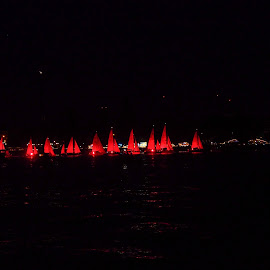 Lake Constance - Friedrichshafen by Claudia Weber-Gebert - News & Events Entertainment ( lights, firework, event, lake constance, germany, lake, entertainment, friedrichshafen, Lighting, moods, mood lighting )