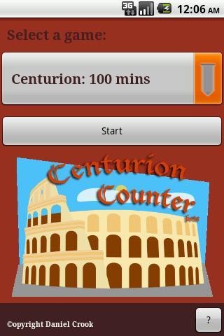 Centurion Counter