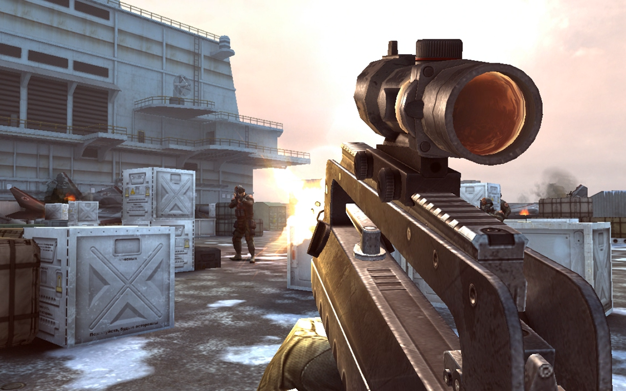Modern Combat 3: Fallen Nation Screenshot 4