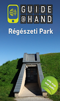 Screenshot of Régészeti Park GUIDE@HAND