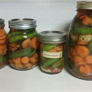 Pickled Onion Jalapeno Carrots Recipes