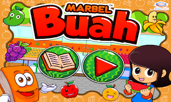 Screenshot of Marbel Belajar Buah