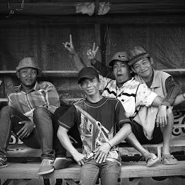 by Anggi Gunawan - People Street & Candids