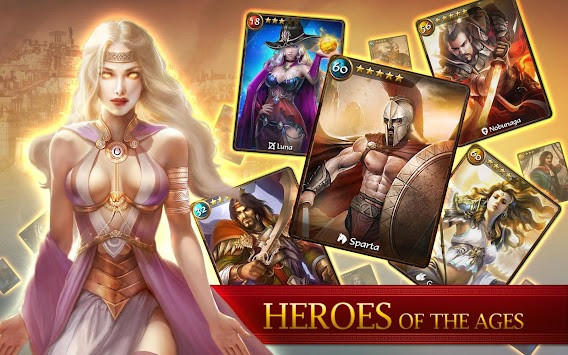 Rise Of War : Eternal Heroes APK screenshot thumbnail 8