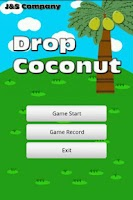 Screenshot of Drop Coconut~!! Free