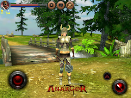 Screenshot of World of Anargor - Free 3D RPG