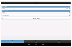 Screenshot of nomos