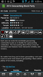 geocaching app deutsch kostenlos