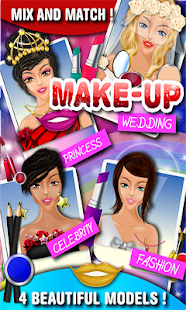 Make Up - Fashion Salon Free - screenshot