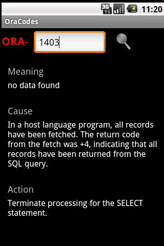 【免費生產應用App】OraCodes-APP點子