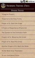 Screenshot of Pray Always! (Free)