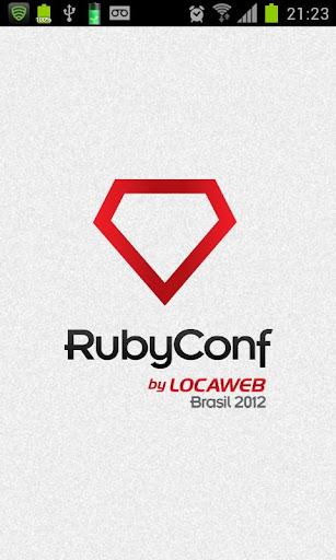 RubyConf 2012