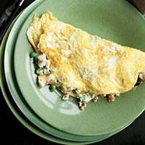 Two-Peas-in-a-Pod Omelet