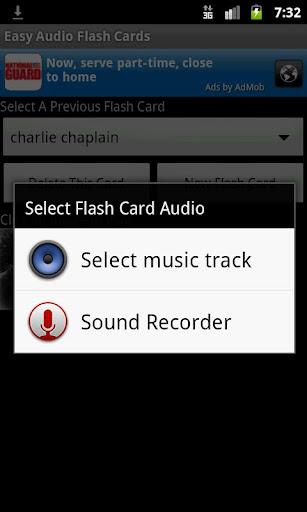 玩免費教育APP|下載Easy Audio Flash Cards app不用錢|硬是要APP