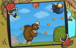 Screenshot of Bee Avenger HD
