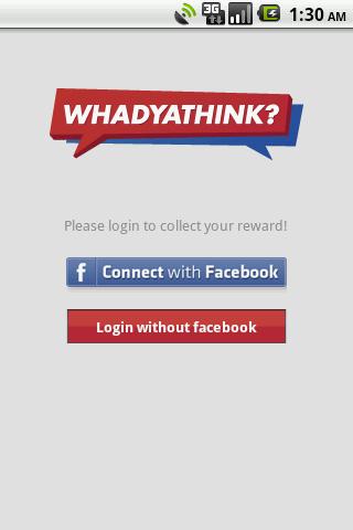 Whadyathink