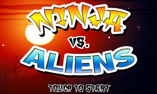 Ninja Vs. Aliens