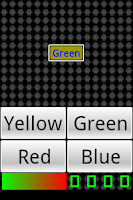 Screenshot of Right Colour BT Challenge