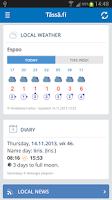 Screenshot of Tassa.fi Finland