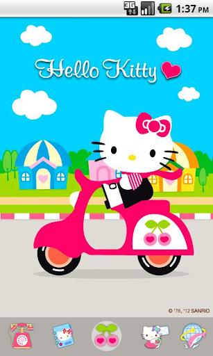 Hello Kitty Theme 7