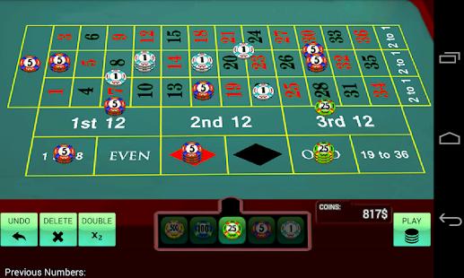roulette game simulator