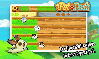 Screenshot of Pet Dash!