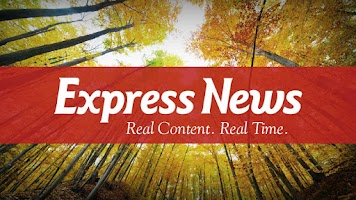 Screenshot of Express News