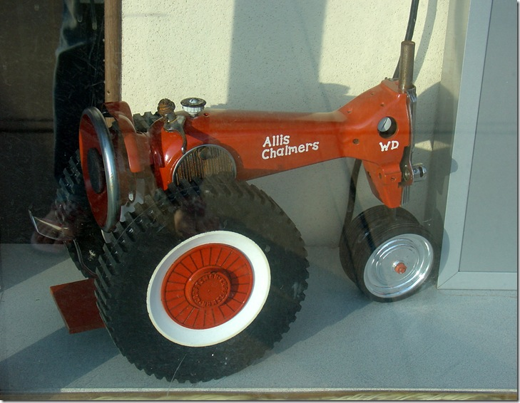 Who Is Allis Chalmers?