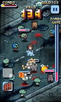 Screenshot of Zombie Riddled Apocalypse