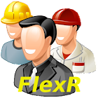 FlexR (Shift planner) icon