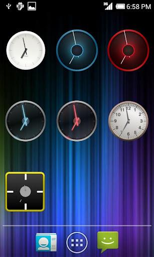 玩免費個人化APP|下載[✝] Lennox Clock Widget app不用錢|硬是要APP