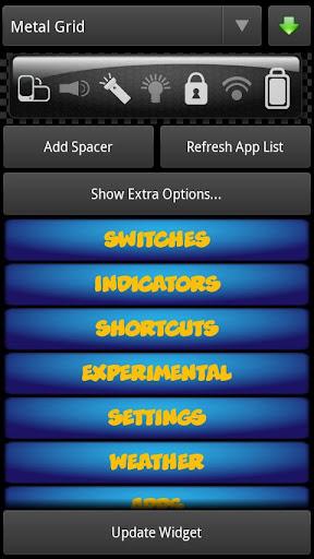 玩個人化App|素晴らしいウィジェットバンドル免費|APP試玩