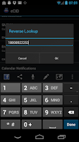 Screenshot of Enhanced SMS & Caller ID+