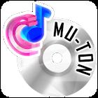 おもしろ着ボイスライブラリ2(MU-TON) icon