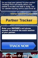 Screenshot of Find My Husband Locator