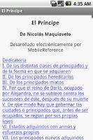 Screenshot of El Príncipe