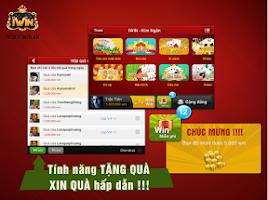 Screenshot of iWin - Game Danh Bai Online