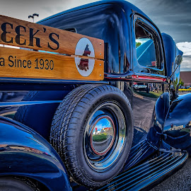 Meek's by Ron Meyers - Transportation Automobiles