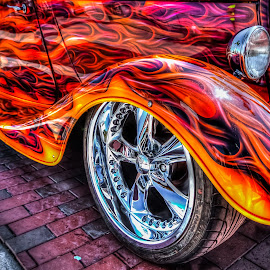 by David Lane - Transportation Automobiles ( car, classic car, ft myers, car club,  )