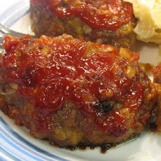 Cheesy Mini-Meatloaves