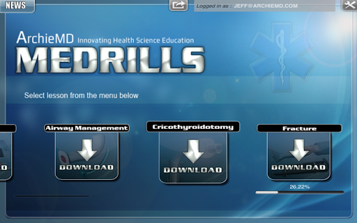 Medrills: Group or Single User For PC