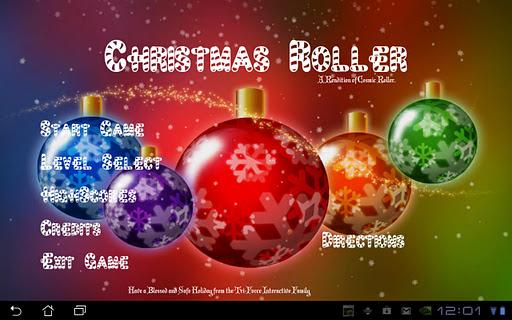Christmas Roller HD