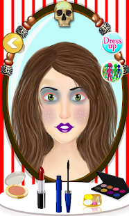 Pirate Girl MakeUp Salon - screenshot