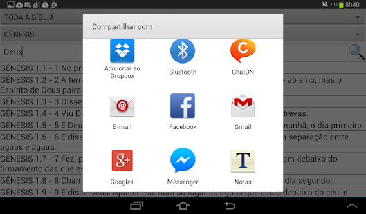 Download Android App Bíblia Sagrada for Samsung