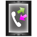 Slide Call-log icon